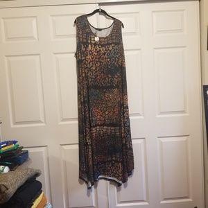 Lily brand Beautiful long dress